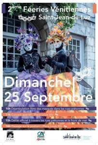féeries vénitiennes de St Jean de Luz 26 Septembre 2016
