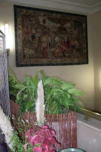 l'art de la tapisserie, une spécialité de Beauvais