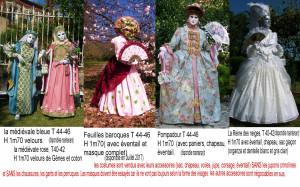 5 costumes à recéder cette année