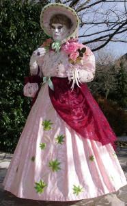 Rosa romantique n°1