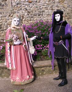 duo médiéval pouvant être séparé.